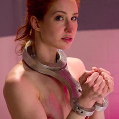 Promiscuous slut is punished heavily by - Unique Bondage - Pic 4