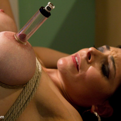 Gia Dimarco punishes and fucks her step - Unique Bondage - Pic 7