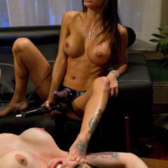 Gia Dimarco punishes and fucks her step - Unique Bondage - Pic 14