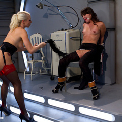 Hot lesbian domination with sexy lezdom and - Unique Bondage - Pic 12