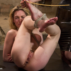 Maitresse Madeline and Bobbi Starr unite to - Unique Bondage - Pic 3