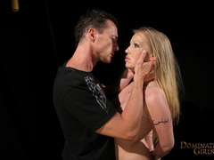 Kira Banks dominated hard by her master - Unique Bondage - Pic 2