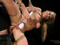 Kira Banks dominated hard by her master - Unique Bondage - Pic 9