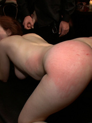 Busty gagballed beauty completely - Unique Bondage - Pic 11