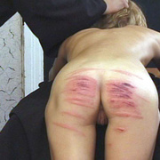 Young nun stripped naked and brutally caned - Unique Bondage - Pic 10