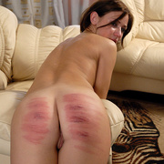 2 girls brutally caned to tears - severe - Unique Bondage - Pic 15