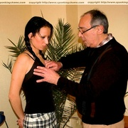 Stealing money earns her an extra spanking - Unique Bondage - Pic 3