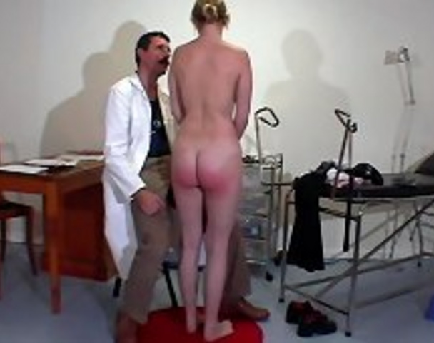 Babe milf boy spank video