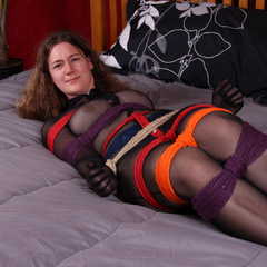 Her Own Torments - Unique Bondage - Pic 5