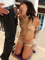 Two enslaved slave beauties forced to suffer - Unique Bondage - Pic 2