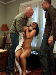 Kidnapped asian therapist gets bound tight - Unique Bondage - Pic 2