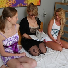 Emily and Annet are having a - Sexy Women in Lingerie - Picture 3
