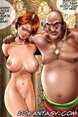 Sex slave comics. You'll stay with those other european sluts waiting for their babies' birth!