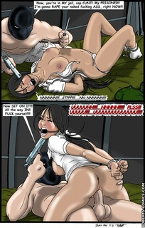 There now, young pussy! You can watch - BDSM Art Collection - Pic 1