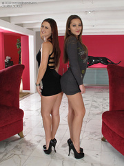 Erotic xxx pics of lusty lesbians - Sexy Women in Lingerie - Picture 2
