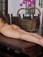 Xxx erotic pics of horny brunette - Sexy Women in Lingerie - Picture 15