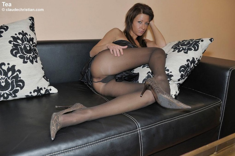 Lusty Domimika can't stand her - Sexy Women in Lingerie - Picture 10