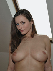 Adorable bid boobed Kyla wears sexy - Sexy Women in Lingerie - Picture 16