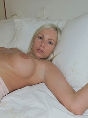 Blonde babe Alexis in sexy tube - Sexy Women in Lingerie - Picture 16