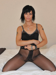 Small tits Efrona feels so naughty - Sexy Women in Lingerie - Picture 4