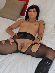 Small tits Efrona feels so naughty - Sexy Women in Lingerie - Picture 6