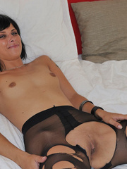 Small tits Efrona feels so naughty - Sexy Women in Lingerie - Picture 7