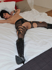Small tits Efrona feels so naughty - Sexy Women in Lingerie - Picture 8