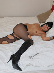 Small tits Efrona feels so naughty - Sexy Women in Lingerie - Picture 14