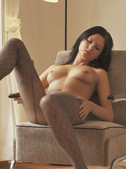 Stunning young babe Anastasija is - Sexy Women in Lingerie - Picture 11