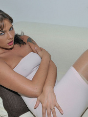 Brandy is the cutest girl ever. - Sexy Women in Lingerie - Picture 9
