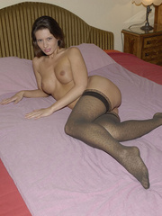 Elegant woman in exclusive stay - Sexy Women in Lingerie - Picture 1