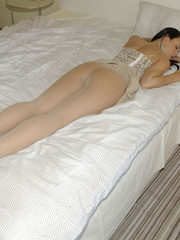 Elegant woman in exclusive stay - Sexy Women in Lingerie - Picture 18