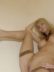 Gina 19yo is shy but also horny. - Sexy Women in Lingerie - Picture 8