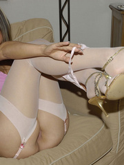 Gina 19yo is shy but also horny. - Sexy Women in Lingerie - Picture 10