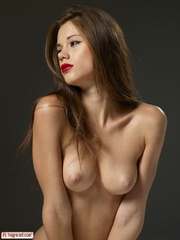 Caprice's lips are full and - Sexy Women in Lingerie - Picture 14