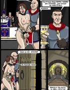 Sado cartoons. No ! I'm Innocent! Please!