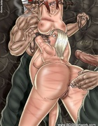 Bdsm cartoons. Now hug each other! And you blonde start relaxing your