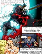 Submission comics. He was only transporting poor girl from one hell to