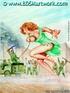 Adult bondage comics. Redhead girl captured in the…