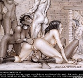 Slave cartoons. I can't wait to have you whipped tonight! I'll make you