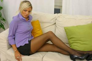 Jennifer the ultimate secretary in minis - XXX Dessert - Picture 7
