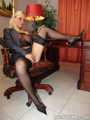 Sweet Mature Secretary 50