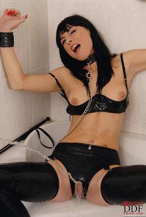 Hot kinky babe Jessica Sanchez bound in  - XXX Dessert - Picture 6