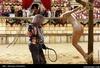 Submission art. Roman noble men enjoying their new…