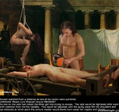 Slave girl. Bored with his new slave, Al-Barahad, decided to allow his
