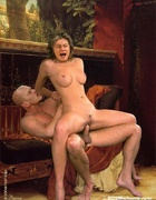 Slave comics. If you make me cum with your mouth…
