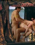 Bondage toons. Roman slaves tortured and fucked…