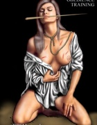 Bdsm art toons. You'll be taught obedience! You…