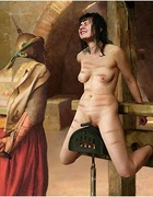 Sex slave comics. Slaves pussy stretched just the…