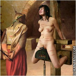 Sex slave comics. Slaves pussy stretched just the way their Master like it!